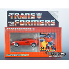 Collectors Edition - Reissue 04 Sideswipe - World Character Convention Exclusive