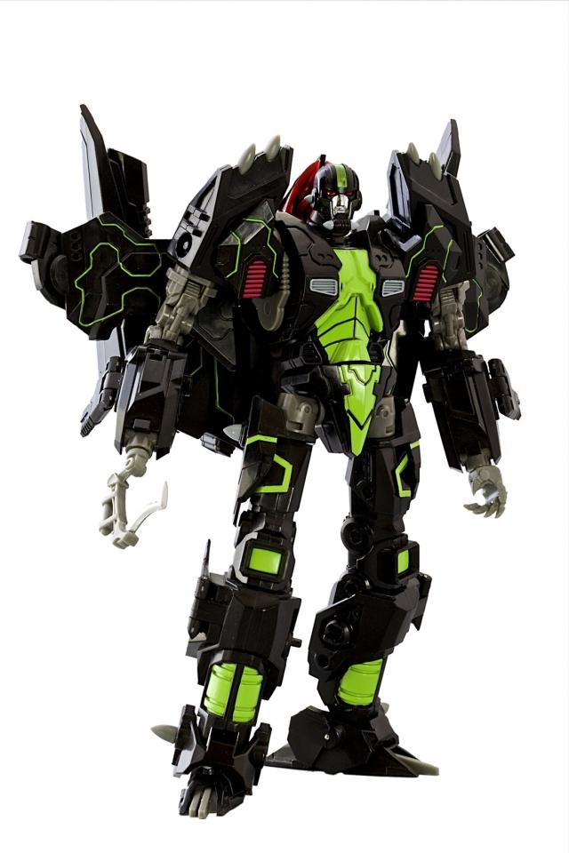 Mastermind Creations - R-15 - Jaegertron