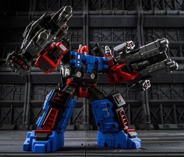 Iron Factory - IF-EX04G - Dia City Commander