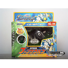 Galaxy Force - Toy Dream Project - GC-14  Black Version Fangwolf - MIB - 100% Complete