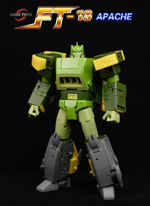 Fans Toys FT-19 - Apache