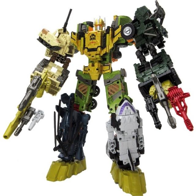 Transformers Unite Warriors - UW-EX Baldigas