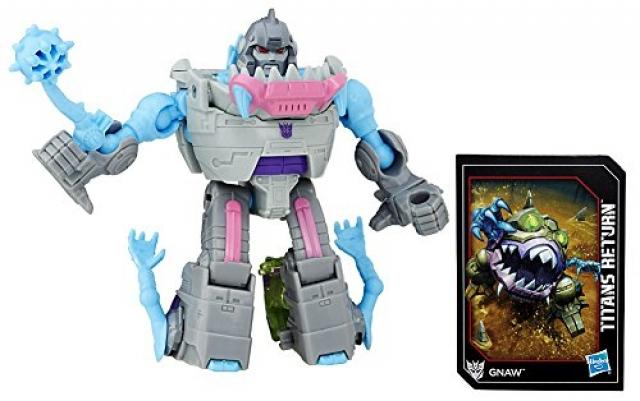 Legends Gnaw | Transformers Titans Return