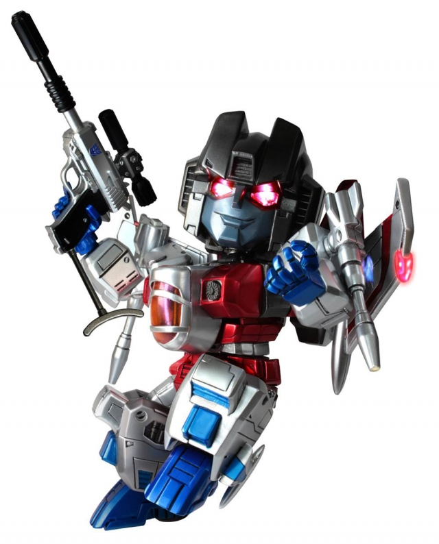 Kids logic - MN-05 Mecha Nations Starscream - MIB