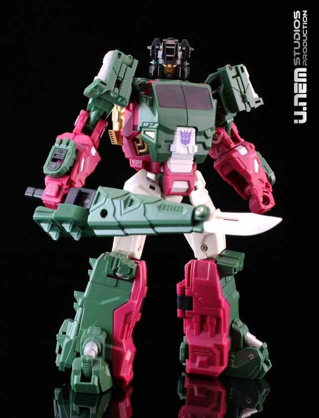 Fansproject - Function X8 - Crox - MIB
