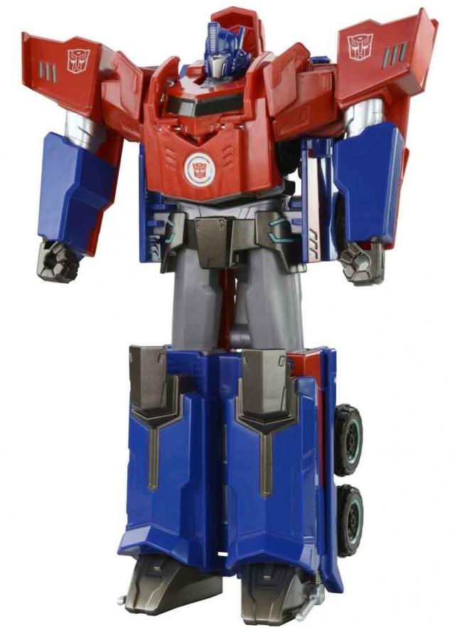 Transformers Adventure - TED06 - Big Optimus Prime - MISB