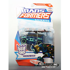 Transformers Animated - Deluxe Soundwave - MOSC
