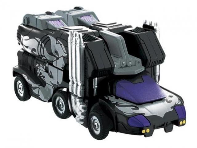 Titanium - Menasor - SDCC 2007 Exclusive - MIB