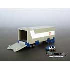 WST  Worlds Smallest Transformers - Loose - Optimus Prime Trailer - 100% Complete