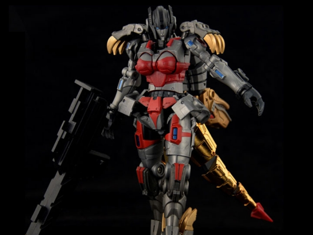 Fansproject - Lost Exo Realm - LER-05 Comera