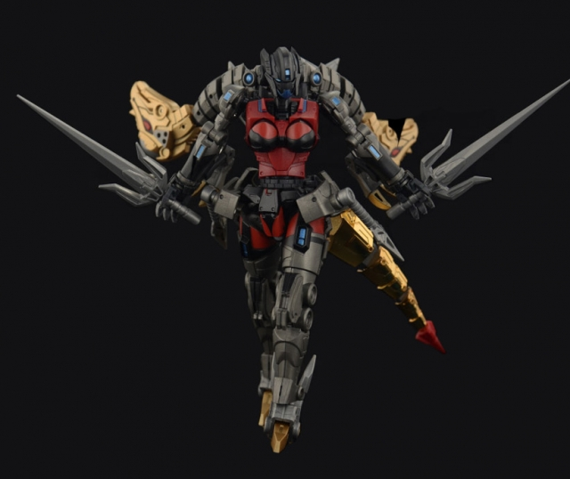 Fansproject - Lost Exo Realm - LER-06 Echara