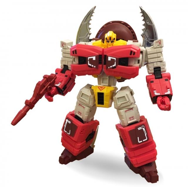 Fans Hobby - Master Builder - MB-02 - Megatooth