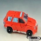 Universe - Ironhide - Loose - 100% Complete