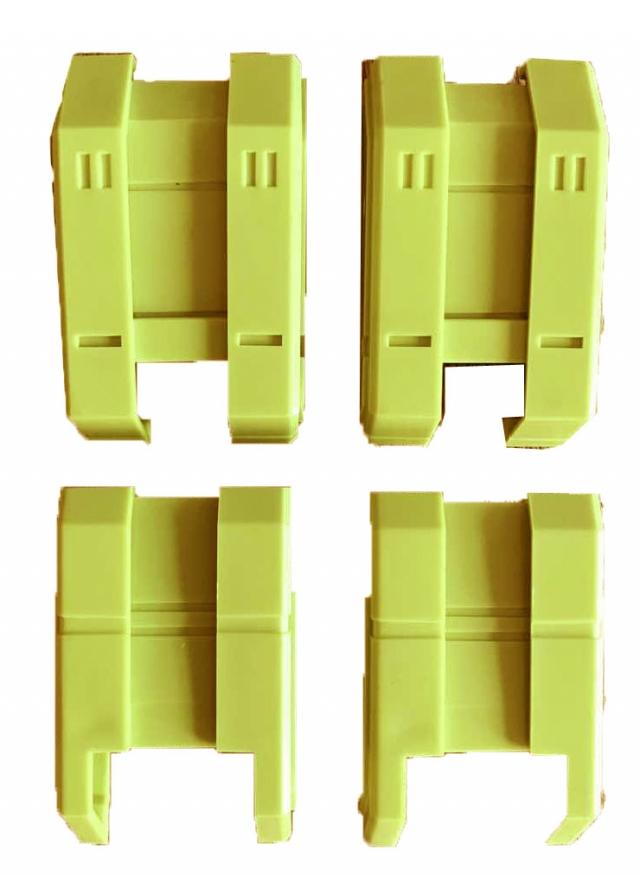 ToyWorld - Constructor - Upper Leg Kit - Yellow Version