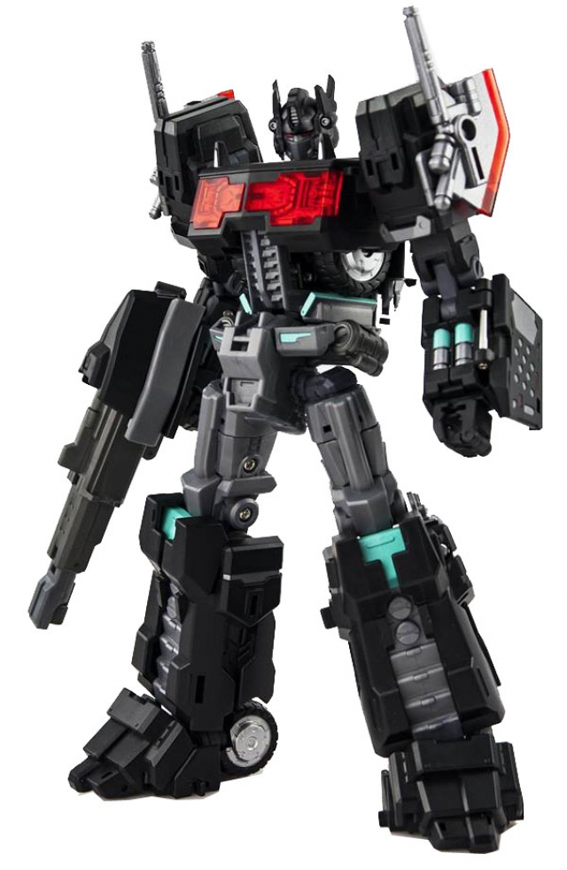 Make Toys - MTCD-01SP - Striker Noir