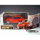 BT-08 Binaltech Jazz Meister - Red Version - MIB - 100% Complete