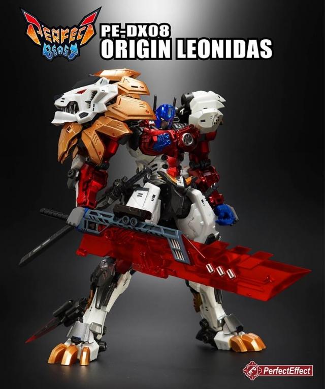 Perfect Effect - PE-DX08 - Origin Leonidas