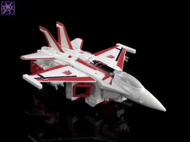Transformers Subscription 5.0 - Shattered Glass Starscream