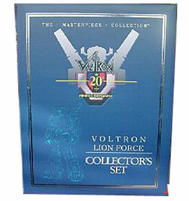 Voltron - 20th Anniversary Collector Set - MIB