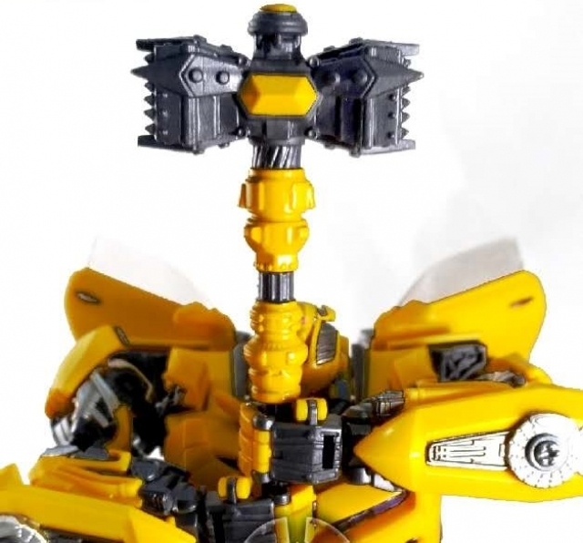 Prime Star - PS-M01 - Hammer for MPM-3 Masterpiece Bumblebee