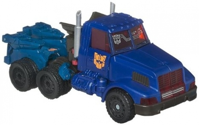 Transformers Ultimate Giftset - Exclusive Optimus Prime - Loose 100% Complete