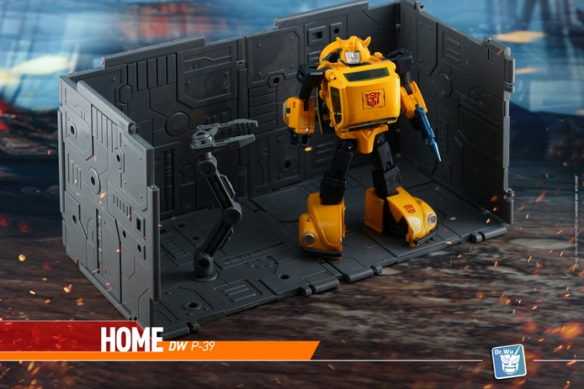 DR. Wu - DW-P39 - Home Background - Accessory Kit
