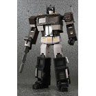 MP-04S Masterpiece Convoy Sleep Mode & Trailer Complete Version