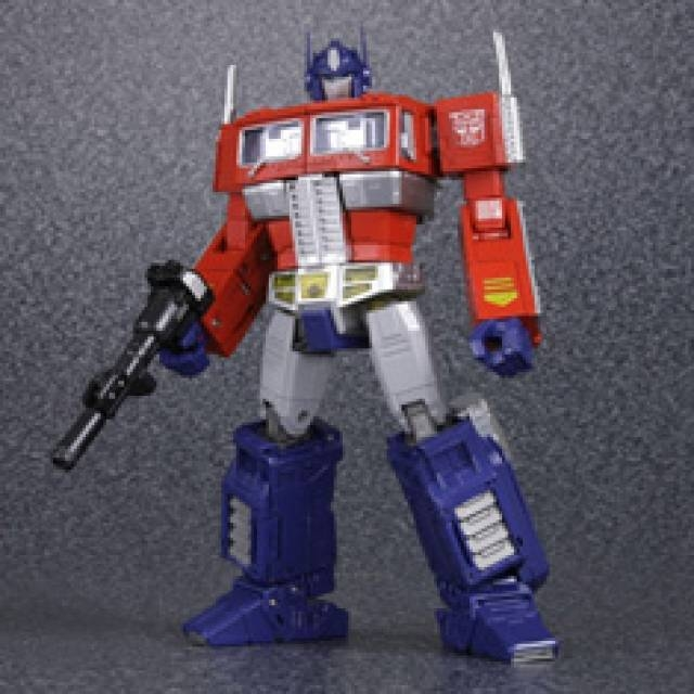 MP-10 - Masterpiece Optimus Prime - Convoy with Spike Figure 2nd Release - MIB