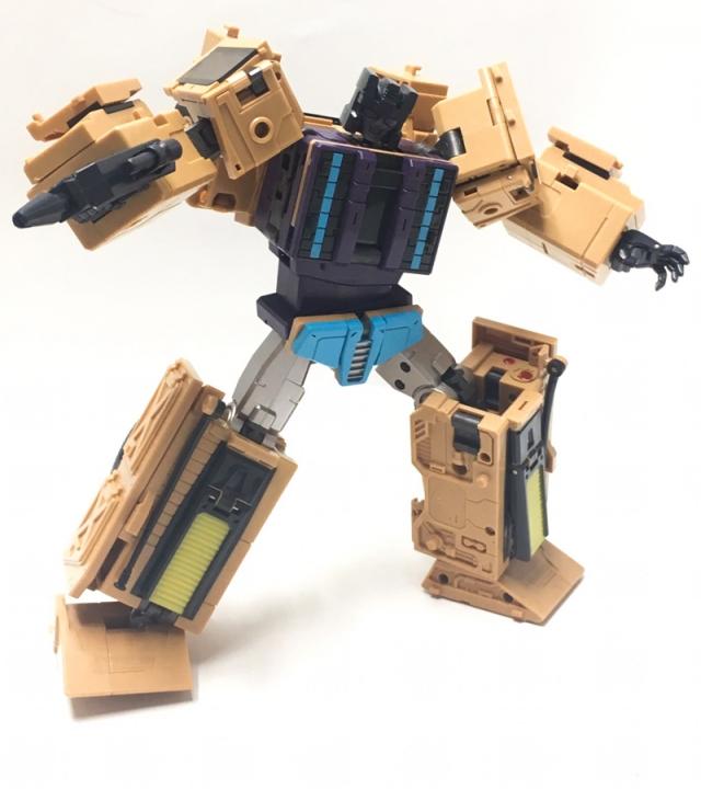 ZA-05 Racket | Zeta Toys
