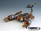 Transformers the Movie - Deluxe Scorponok - 100% Complete