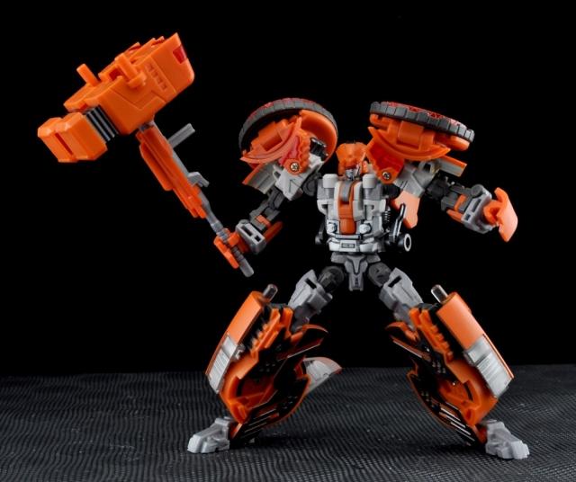 Make Toys Quantron - MTCM-03D Overheat - MIB