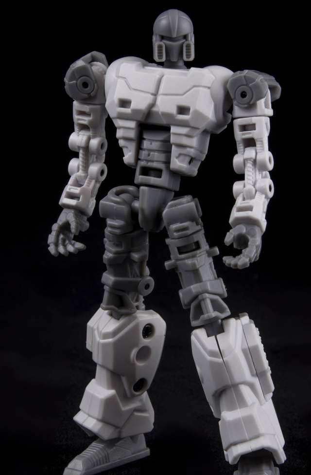 The Unrustables - MM04b - The Prospect Accessory Pack - White Version