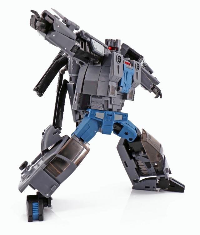 Unique Toys - Ragnaros Combiner - M-05 Rage Winter Chill