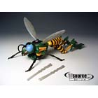 Beast Wars - 10th Anniversary - Deluxe Waspinator - 100% Complete