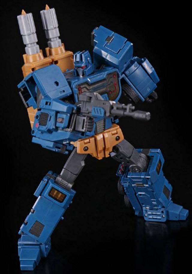 ZA-03 Blitzkrieg   Zeta Toys