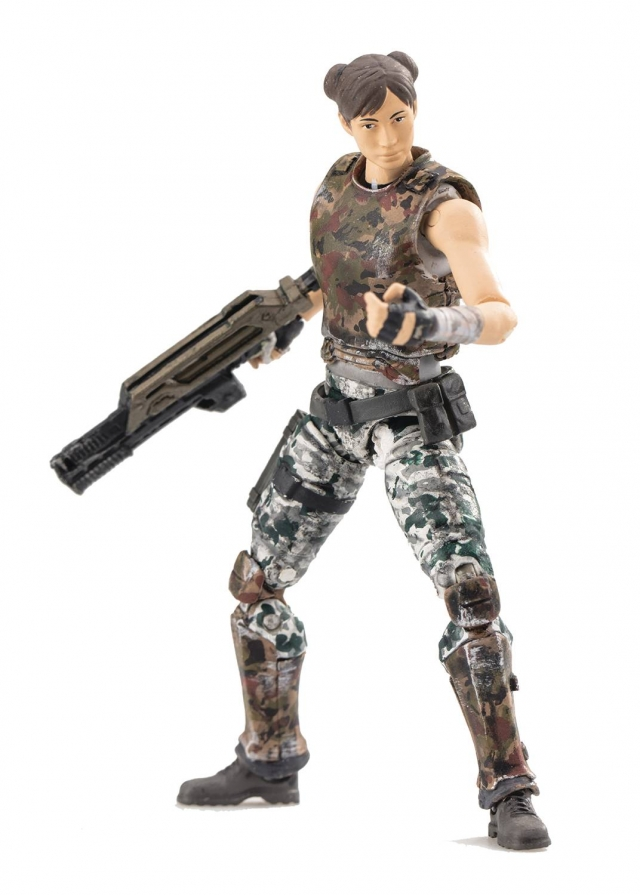 """Hiya Aliens Colonial Marines 1:18 Scale 3.75/"""" Facehugger only"""