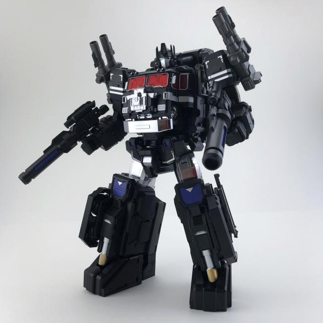 Fans Hobby - Master Builder - MB-06A Black Power Baser