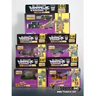Japanese G1 - Combaticons - Complete Set - MISB