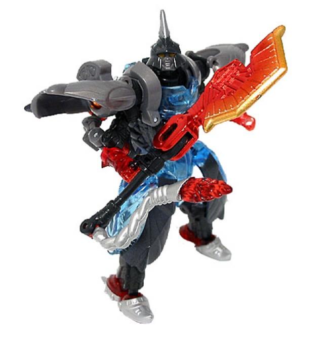 Beast Machines - Battle For the Spark - Battle Unicorn - MOC