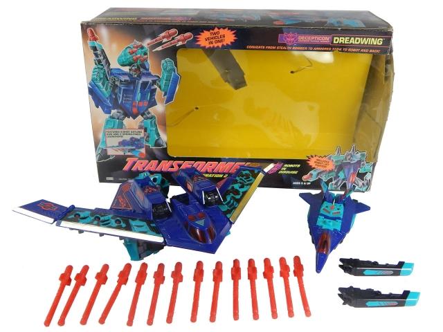 Transformers G2 - Dreadwing - MIB