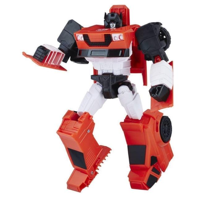 Transformers Generations - Cyber Battalion - Sideswipe