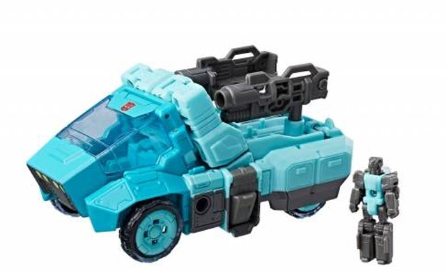 Titans Return 2017 - Autobot Sergeant Kup and Flintlock - Loose 100% Complete