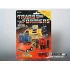 Transformers G1 Carded - Red Bumblebee w Minispy - MOSC