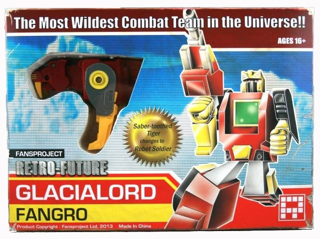 Fansproject - Glacialord - Fangro - MISB