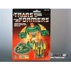 Transformers G1 Carded - Cosmos - MOSC