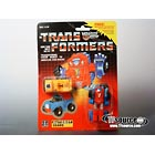 Transformers G1 Carded - Gears w Minispy - MOSC