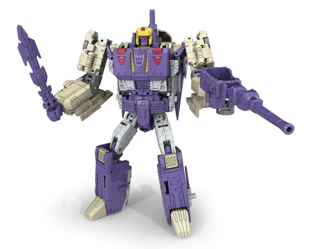 Transformers Titans Return - Voyager Blitzwing & Hazard - MIB