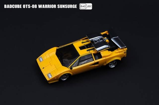 BadCube - OTS-08 Sunsurge - Loose Complete