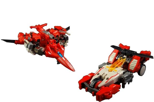 X2 Toys - XT005 Gemini Set of Furrow & Rotor - Loose Complete
