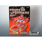 Transformers G1 Carded - Warpath - MOSC